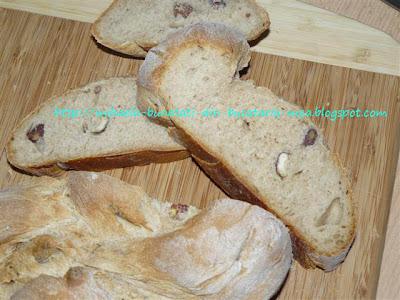paine cu faina de arpacas si alune