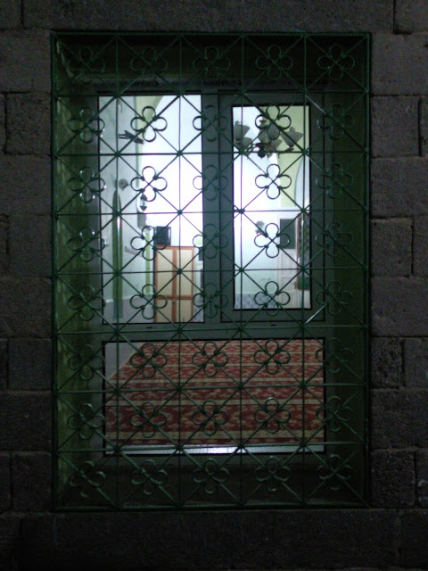 Küçük Pencerecik, Dünyaya Kapalı ALLAH'A Açık
