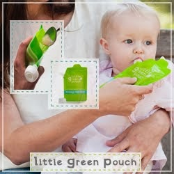 Reusable Food Pouches!