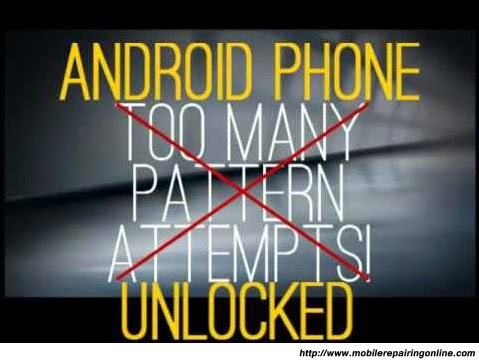 how to Unlock Android Phone