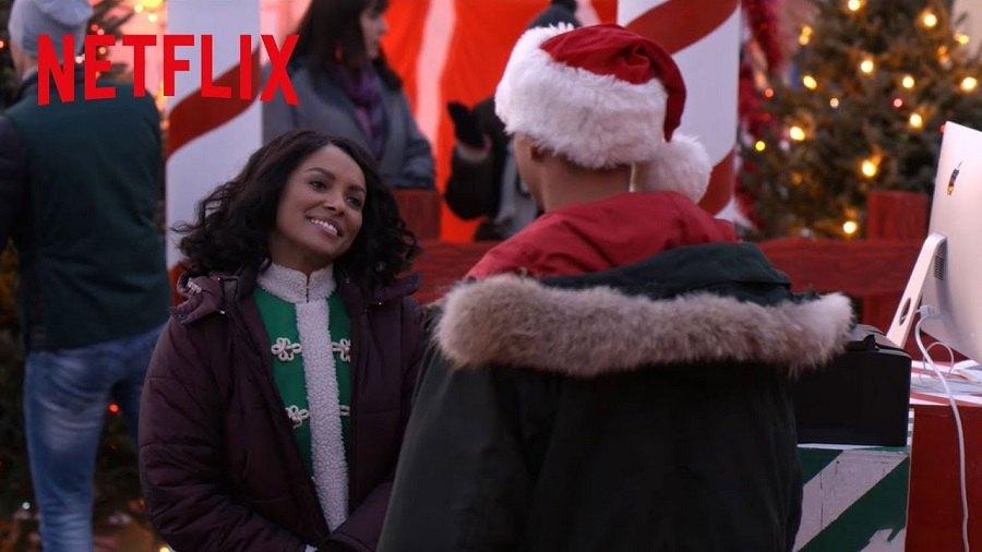 Imagens O Feitiço do Natal - Netflix Torrent