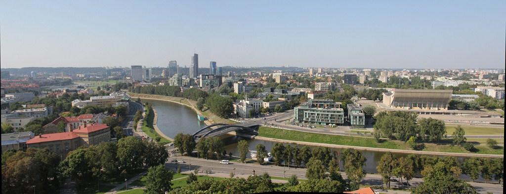 La Plus Belle Ville Des Pays Baltes