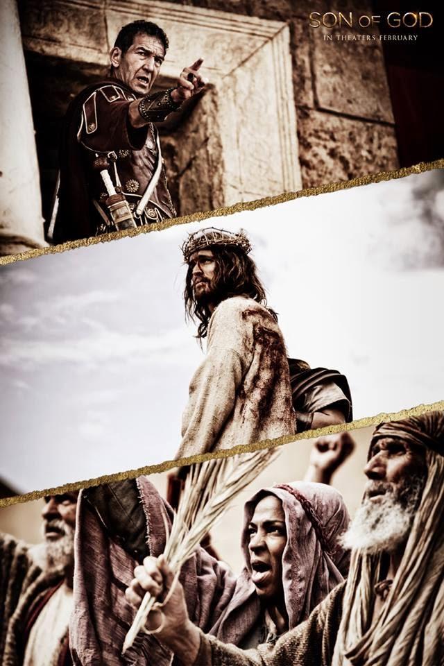 """Imágenes de la película """"Son of God"""""""