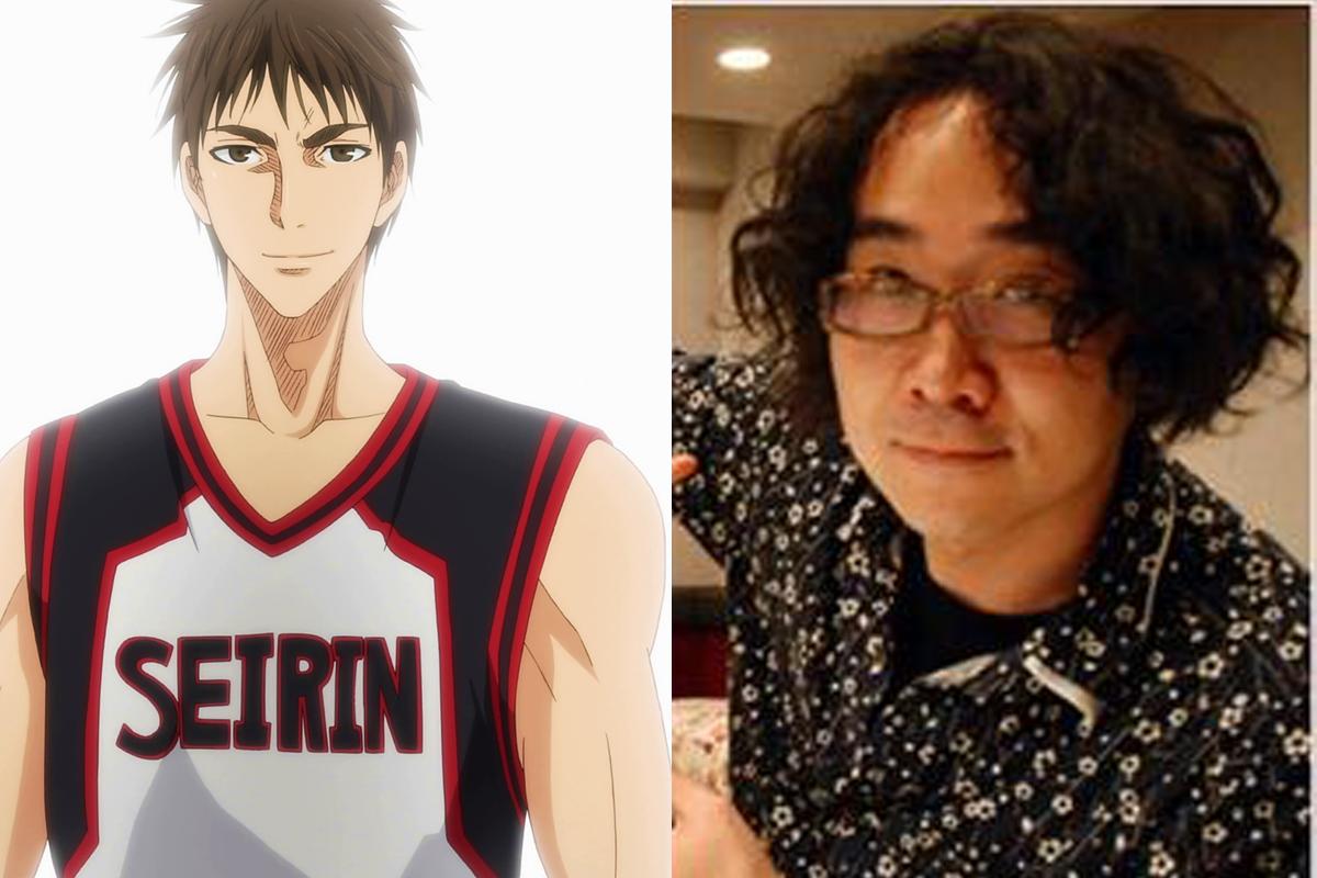 Kenji Hamada sebagai Kiyoshi Teppei