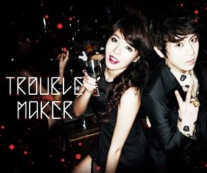 TroubleMaker, Hyunseung B2ST and Hyunah 4 Minutes, Hyunah Hot in TroubleMaker, TroubleMaker Official Youtube, Special Mega Project For Hyunseung B2ST and Hyunah 4 Minutes