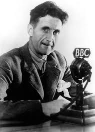 GEORGE ORWELL (1903-1950) AUTHOR, JOURNALIST
