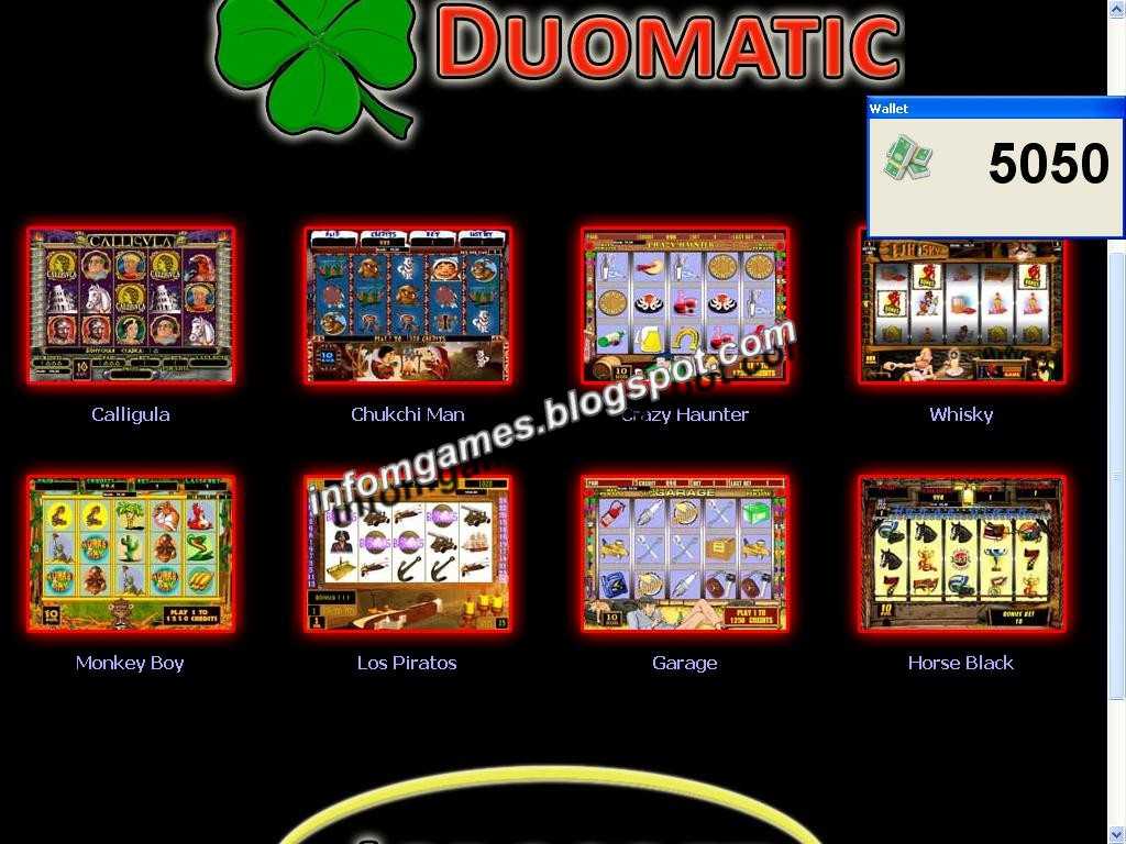 casino games offline