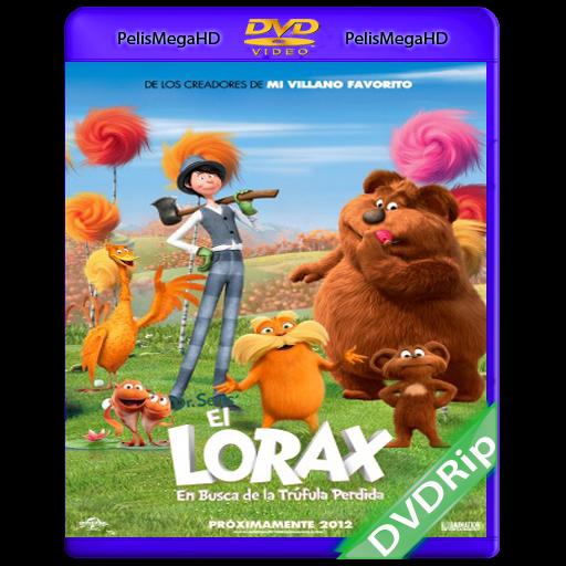 El Lórax: En Busca de la Trúfula Perdida (2012) DVDRIP ESPAÑOL LATINO