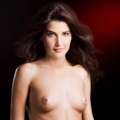 cobie smulders beauty nude photo shoot the holle