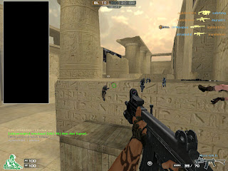 New Cheat Crossfire 25 Desember 2012 WallHack Terbaru