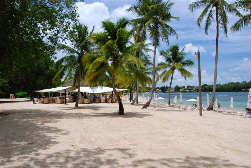 La minitas beach la romana dominican republic wallpaper view - Wallpaper dominican republic ...