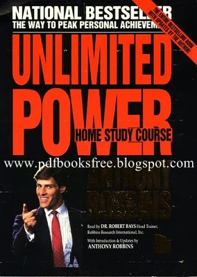 Tony robbins unlimited power pdf free download utorrent