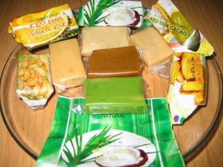 Kẹo dừa - Thuyết về cây dừa