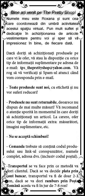Informații utile!