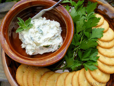 Greek Herb Spread | Ms. enPlace