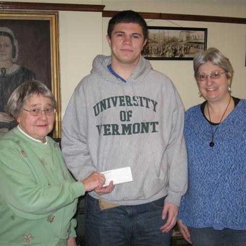 Annual Scholarship Awarded