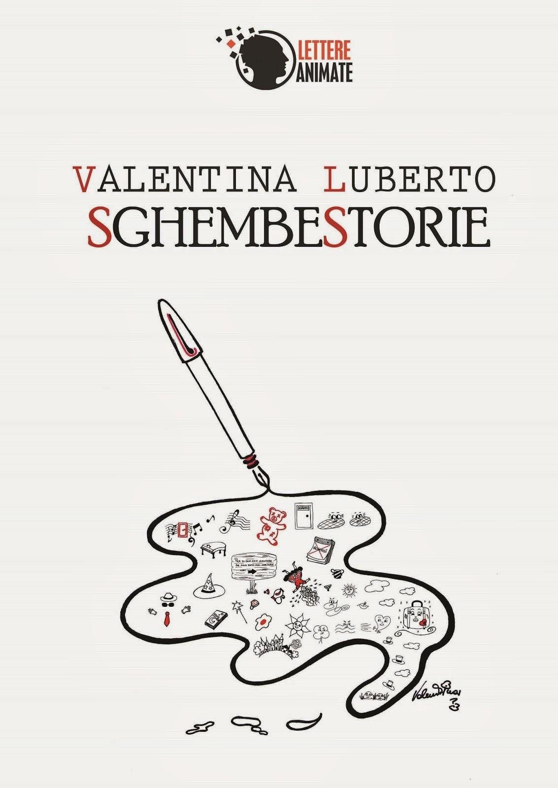 SGHEMBESTORIE, il mio libro primo libro
