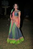 Manasa Glamorous Photos in Half saree-thumbnail-12