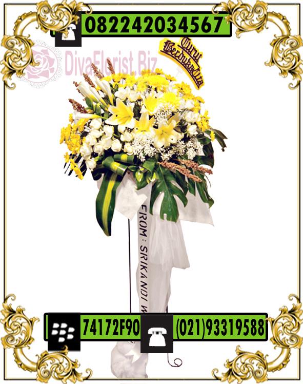 bunga turut berduka cita