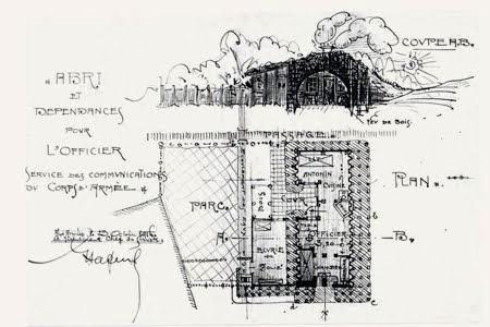 Plan à Verdun
