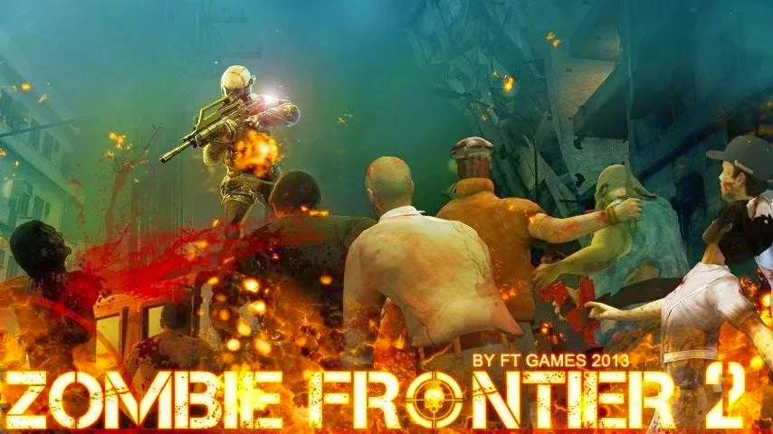 Zombie Frontier 2: Survive v2.3 Apk (Unlimited Money)