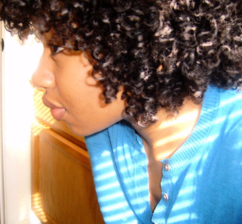 Twa Twist Out Natural Hair C