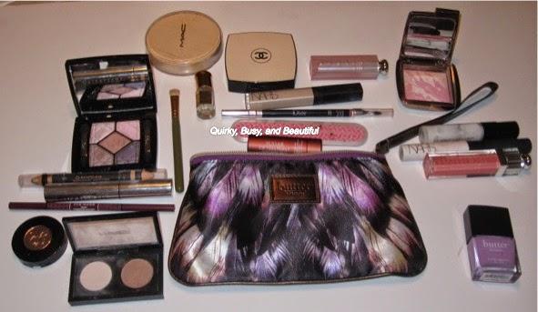 Makeup Bag Butter London Boho