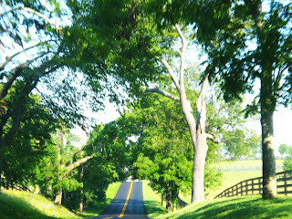 Lexington Kentucky Scenic Drives