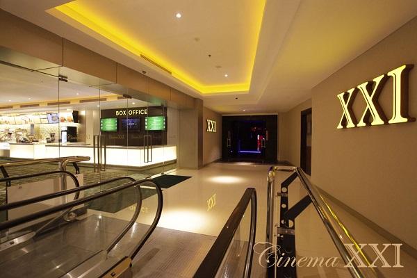 Alamat Bioskop Mega Mall XXI Manado