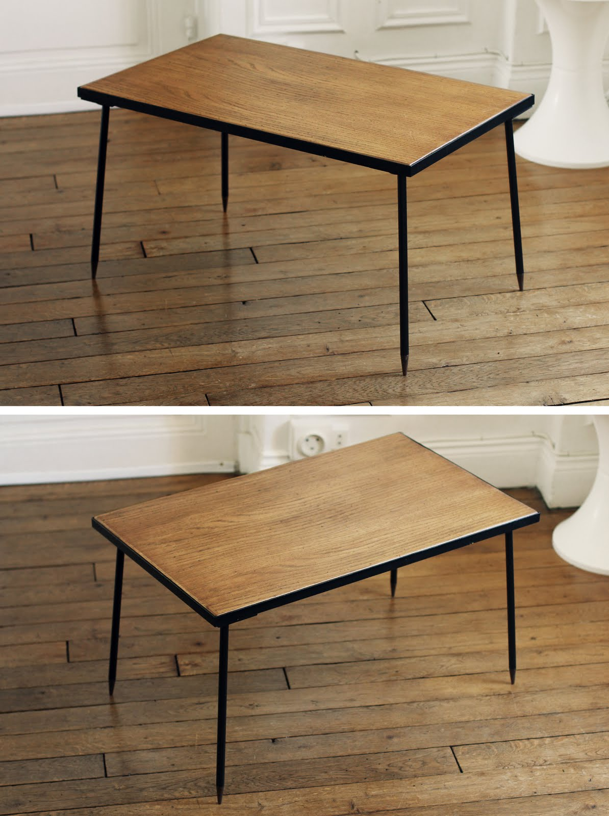 De derri re les fagots la table basse v 100 euros vendue - Les tables basses ...