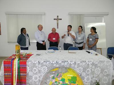 Conselho Missionário do estado de São Paulo realiza Assembleia e elege nova coordenação