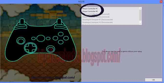 Cara Setting GamePad / Joystik NARUTO SHIPPUDEN Ultimate Ninja STORM 3 Full Burst