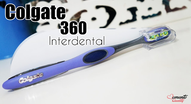 Escova 360º Interdental Colgate