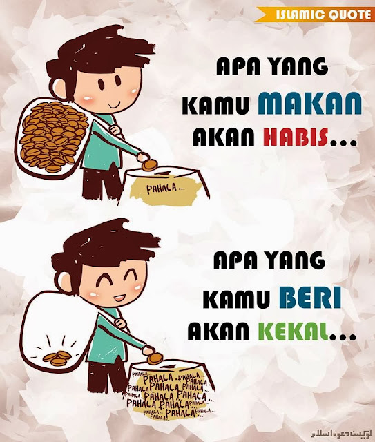 credit to : Lukisan Dakwah Islam (FB)