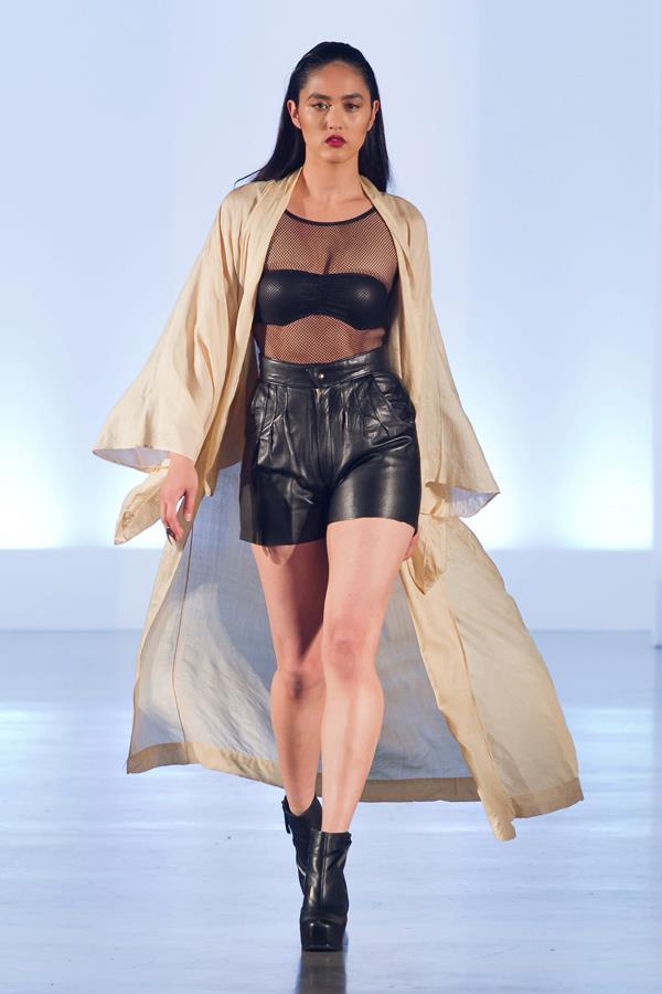 Eco Fashion Week, EFW06, Eco Fashion, Eco Designer, Runway Show, Vancouver Fashion, Hey Jude Shop
