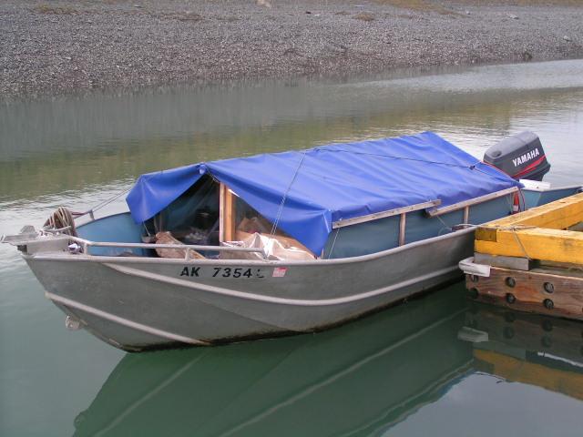 Mile14 homeroids for Big mohawk fishing boat