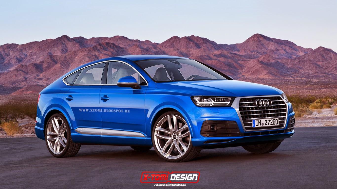 X Tomi Design Audi Q8