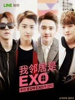 Download Drama Korea EXO NEXT DOOR Subtitle Indonesia