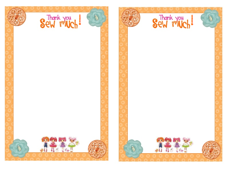Lalaloopsy Party Invitations for awesome invitations example