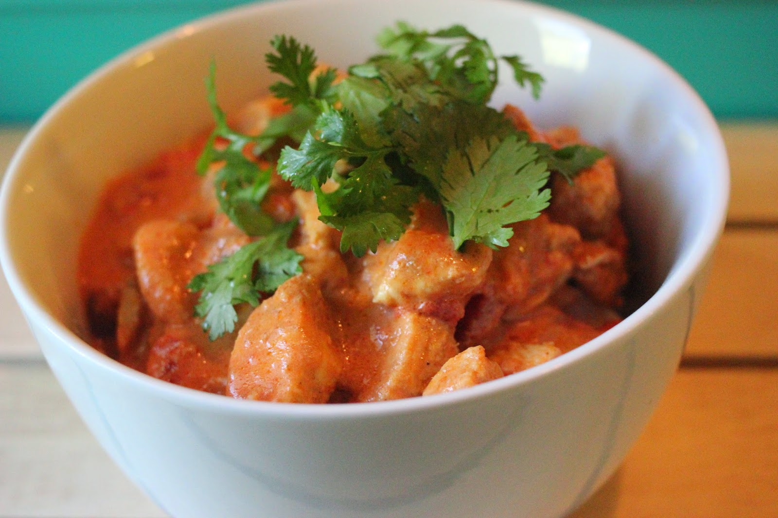 Jaime Loves Stuff : Easy Cooking Recipe: Indian Butter Chicken