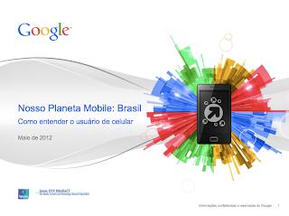 Capa do Ebook Nosso mundo Mobile - Ebook Gratuito do Google