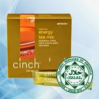 Cinch Energy Tea