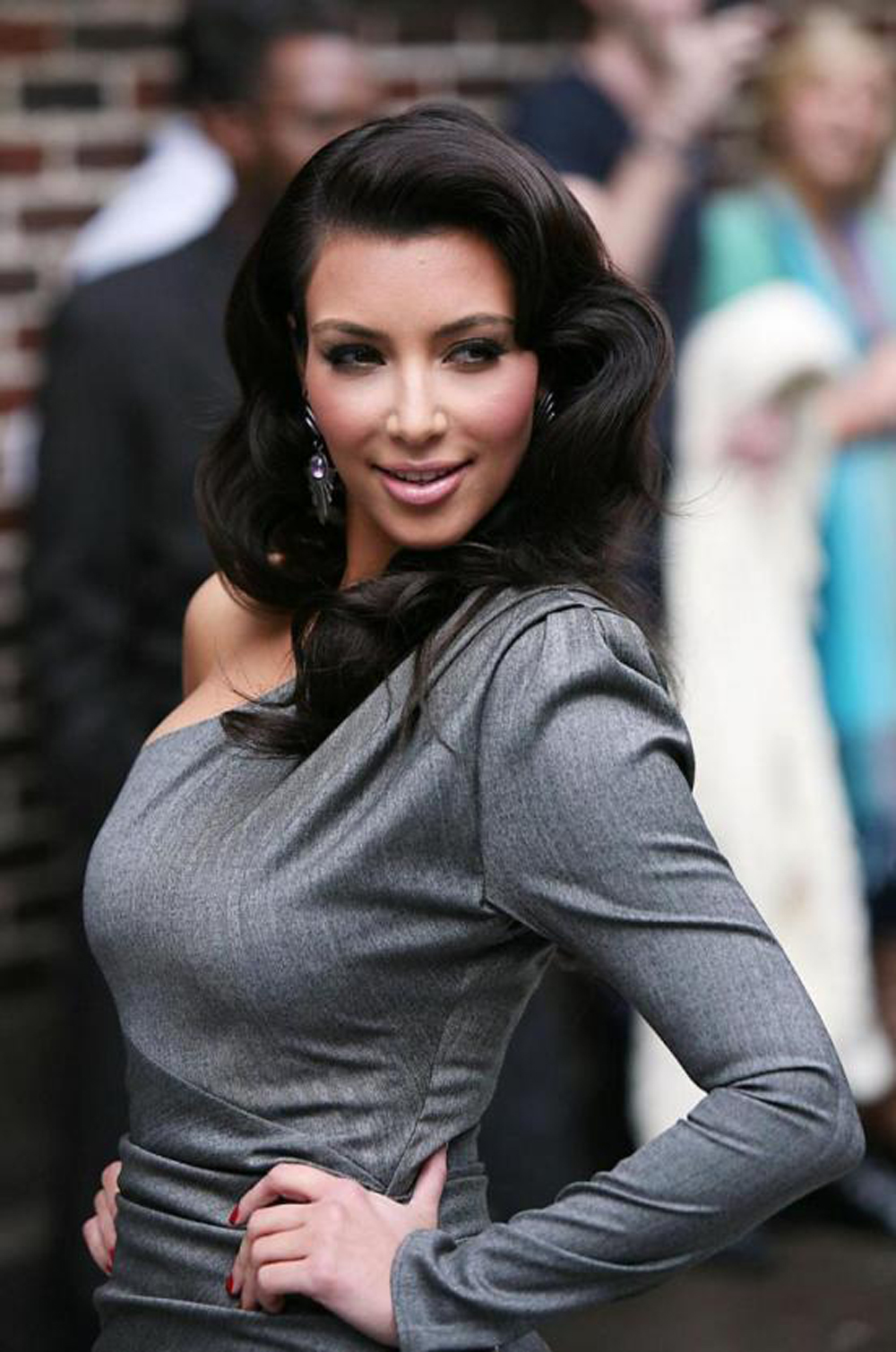 Kim Kardashian Haircut 05