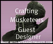 crafting musketeers guest designer