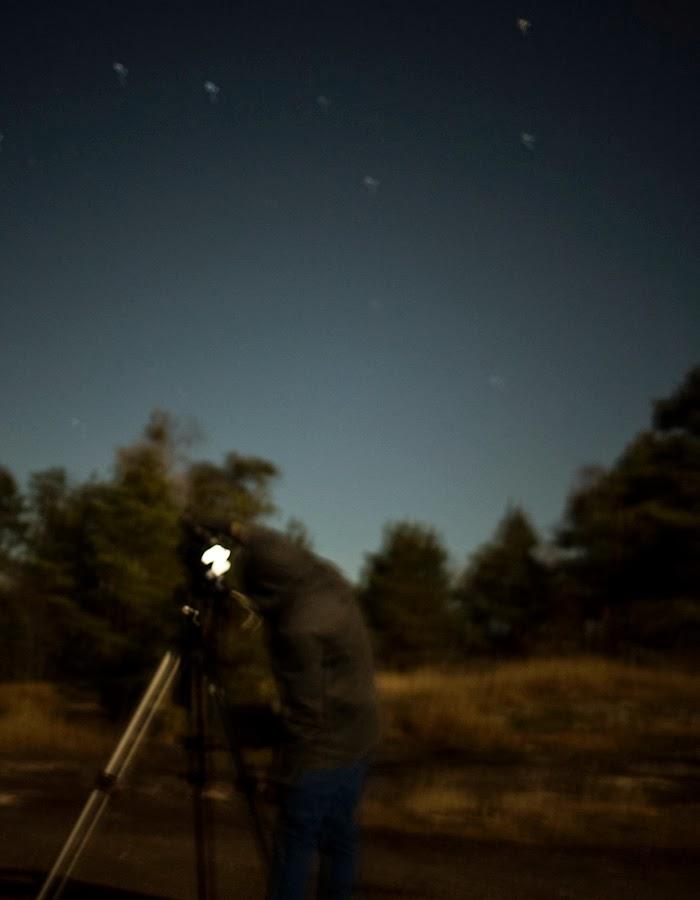 star photographer, big dipper