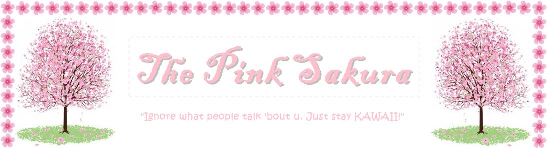 The Pink Sakura