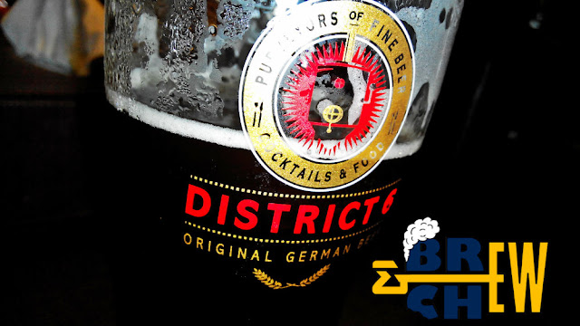 District 6 - Pub, Brewery and Kitchen, Beer