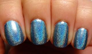 Blue Holo Base Color