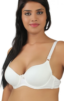Hot Beautiful Indian Model in Bra