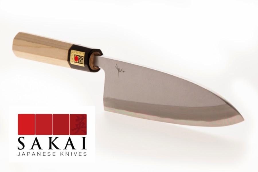 Sakai Japanese Knives